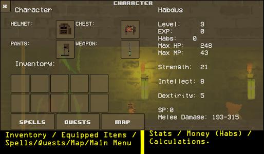 Habadus Adventure 2D screenshot 2