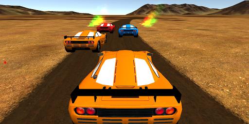 Speed Racer Desert