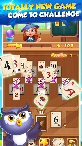 Solitaire Witch 1.0.36 screenshots 4