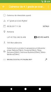 Avertizări România - náhled