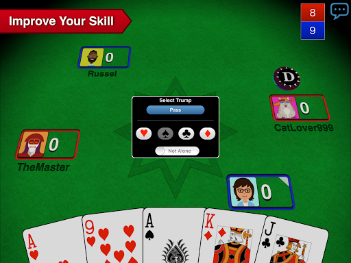 Euchre 3D 5.6 screenshots 8