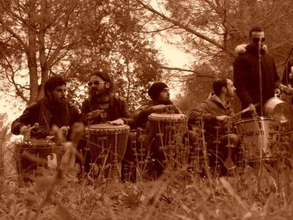 drums circle di silviachionno