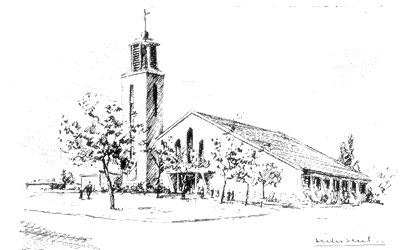 St Paul eglise projet