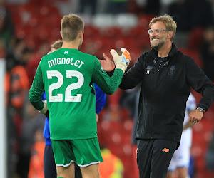 Liverpool a posé des conditions à un éventuel départ de Simon Mignolet