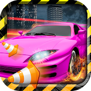 3D Girls Car Racing
