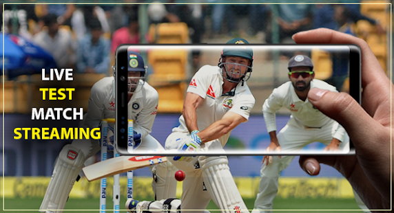 2019 Live Cricket TV HD - Live Cricket Matches for PC