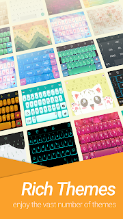 TouchPal Emoji Keyboard Fun screenshot 01