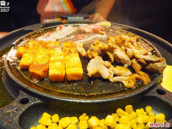糕糕在尚韓國正宗烤肉,20多種食材吃到飽,韓國老闆使用韓國進口醬料醃製,還會教人正確的韓式烤肉吃法喔!(台中吃到飽/台中韓式燒肉/台中燒烤/台中韓國燒肉)