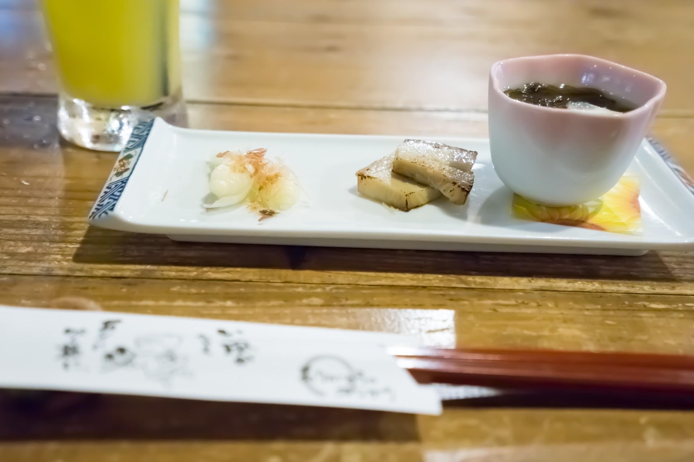 琉球茶房 あしびうなぁ 中山第一御膳1