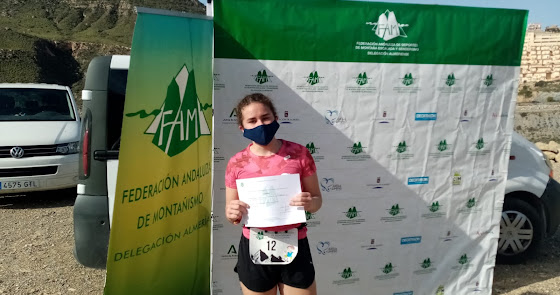 La joven olulense Irene Bravo representará a la provincia en Andalucía