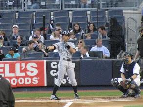 Photo: Ichiro Suzuki (Mariners), right fielder