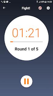 Profi Boxing Timer - Free Interval timer for PC-Windows 7,8,10 and Mac apk screenshot 2