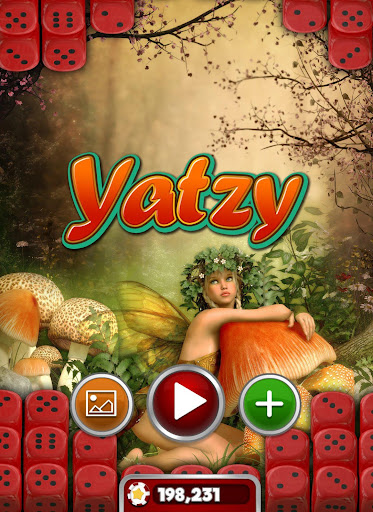 Yatzy - Elven Woods