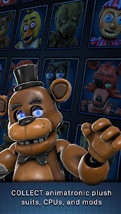 "Download Five Nights at Freddy's AR: Special Delivery  Android game ""Five Nights with Freddy: Augmented Reality""! 4"