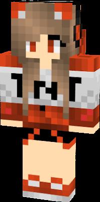 Ragazza TNT