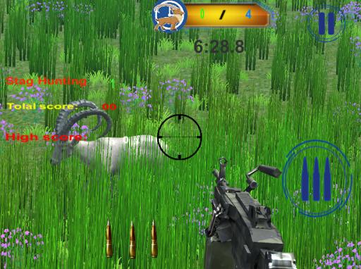 Wild deer hunting .Hunter & Shooter  Animal Shoot 12 screenshots 2
