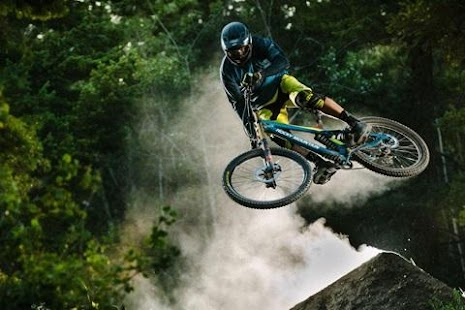 Downhill bike wallpaper Android Apps on Google Play