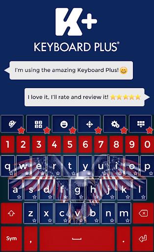Keyboard Plus American