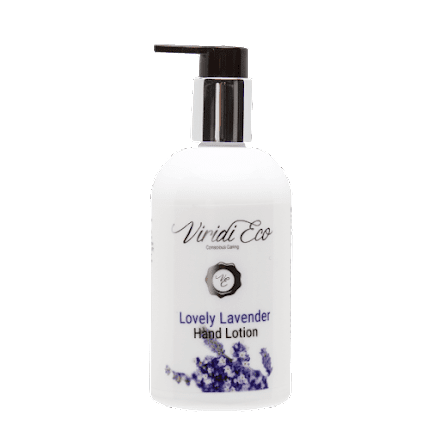 Hand lotion lovely lavender