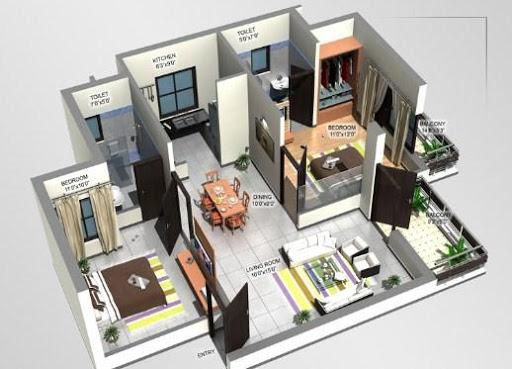 3d home design app 1.0 screenshots 4
