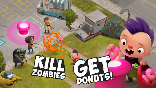 Kids VS Zombies: Brawl for Donuts 1.0.0.883 screenshots 2