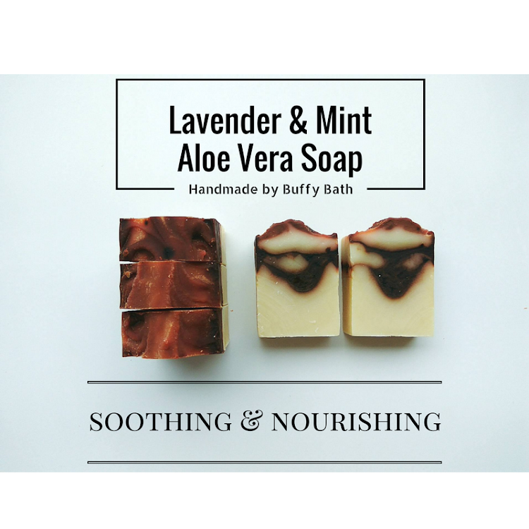 Twin Soap Bar + Soap Dish Set