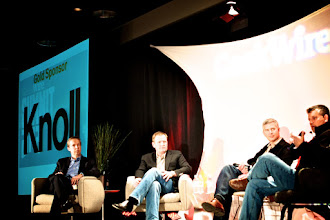 Photo: Attended the GeekWire Summit for Ray Ozzie's talk and a panel about the future of mobile