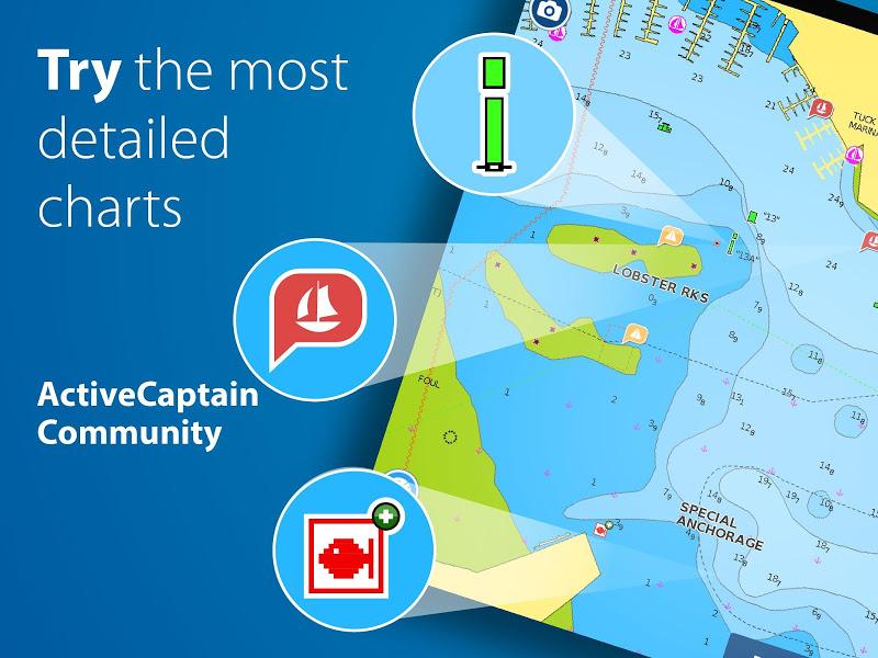 Boating HD Marine & Lakes Screenshot 5