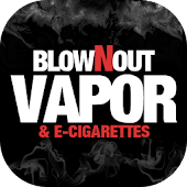 Blown Out Vapor