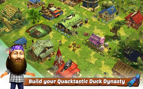 Duck Dynasty® Family Empire MOD (Unlimited Gold) 7
