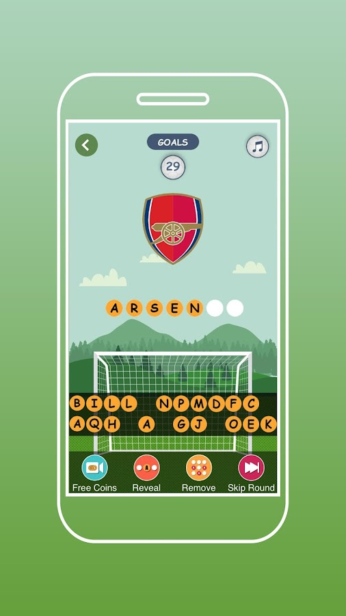 Football Quiz- screenshot