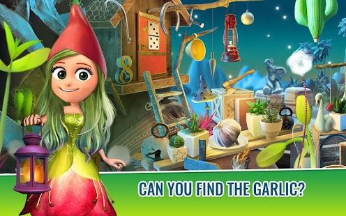 Secret Garden Hidden Objects – Fairy Tale World - náhled