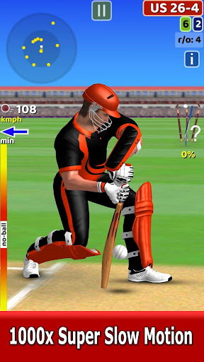 Télécharger Cricket World Domination - a cricket game for all apk mod screenshots 4