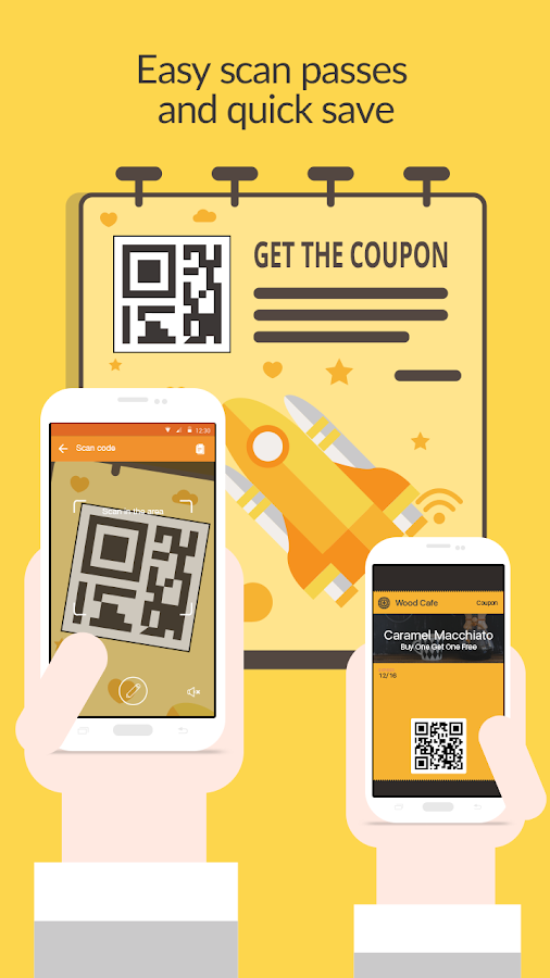 Pass2U Wallet - Apple Wallet pass and more- screenshot