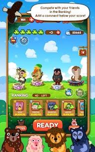 LINE Pokopang – POKOTA's puzzle swiping game! 4