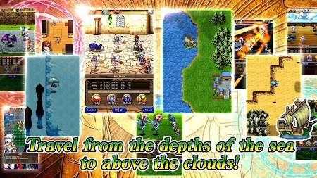 [Premium] RPG Heirs of the Kings APK screenshot thumbnail 4