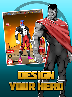Download Superhero Ninja Creator For PC Windows and Mac APK