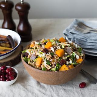Fall Harvest Quinoa Salad