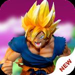 Dragon Goku Super Saiyan Warrior
