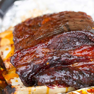 Honey and Black Pepper Beef Short Ribs by Jedi Swine Tricks
