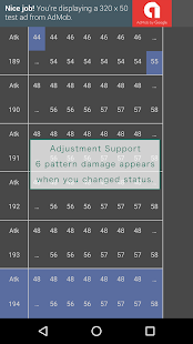 Arc Damage Calculator for SUN MOON- screenshot thumbnail