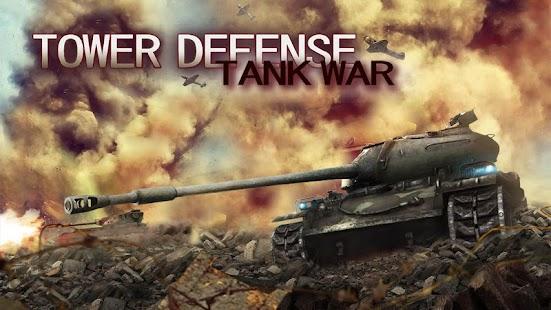 Tower Defense: Tank WAR Imagen do Jogo
