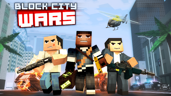 Block City Wars v4.2.2 para Android