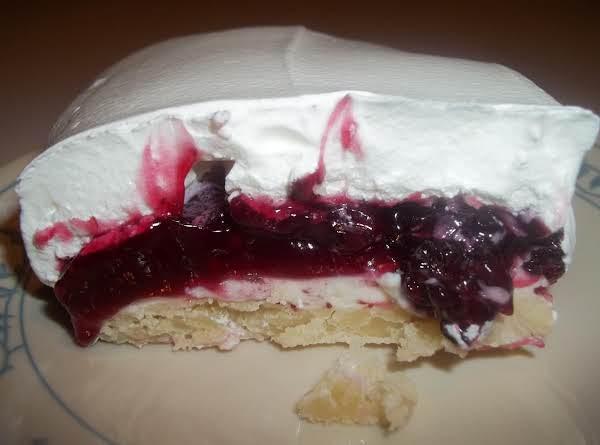 Luscious Blackberry Cream Cheese Dessert Recipe