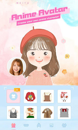 Meitu u2013 Beauty Cam, Easy Photo Editor screenshots 1