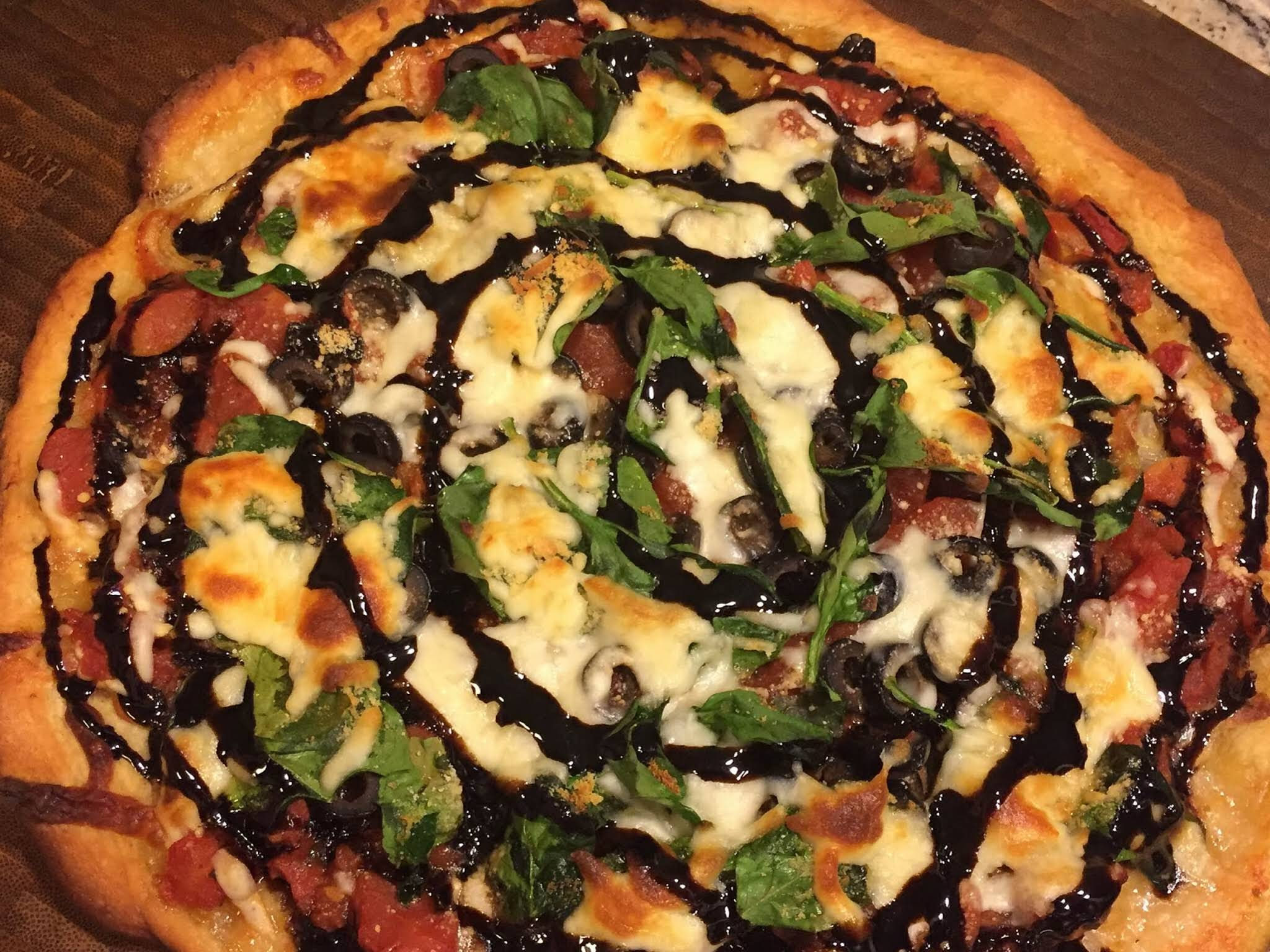 10 Best Balsamic Glaze Pizza Recipes Yummly