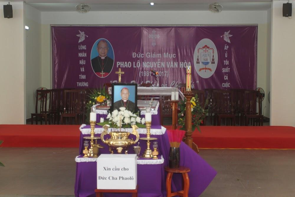 Các đoàn thể kính viếng Đức Cha Phaolô mới qua đời - Ảnh minh hoạ 10