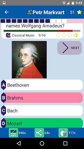 Quizmaster Classical Music