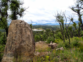 Photo: Menhir de Querafumat