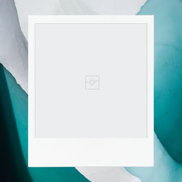 Blank Iceberg Frame 01 - Instagram Post Template